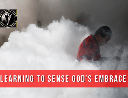 Learning to sense God's Embrace