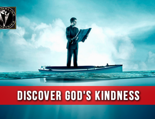 Discover God's Kindness